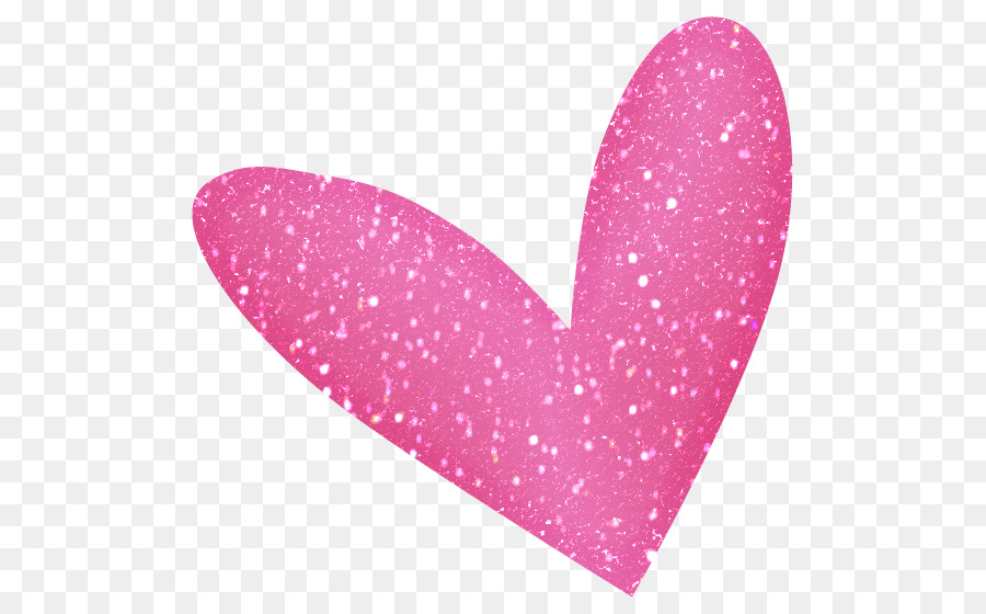 Glitter Heart Pink Clip art - Pink Sparkle Cliparts png ...