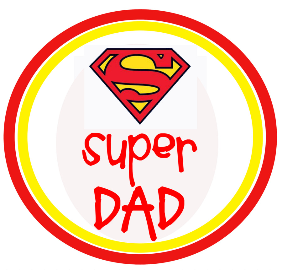 a3f9fef6 Clark Kent T-shirt Fathers Day Clip art - Free Fathers Day Clipart ...