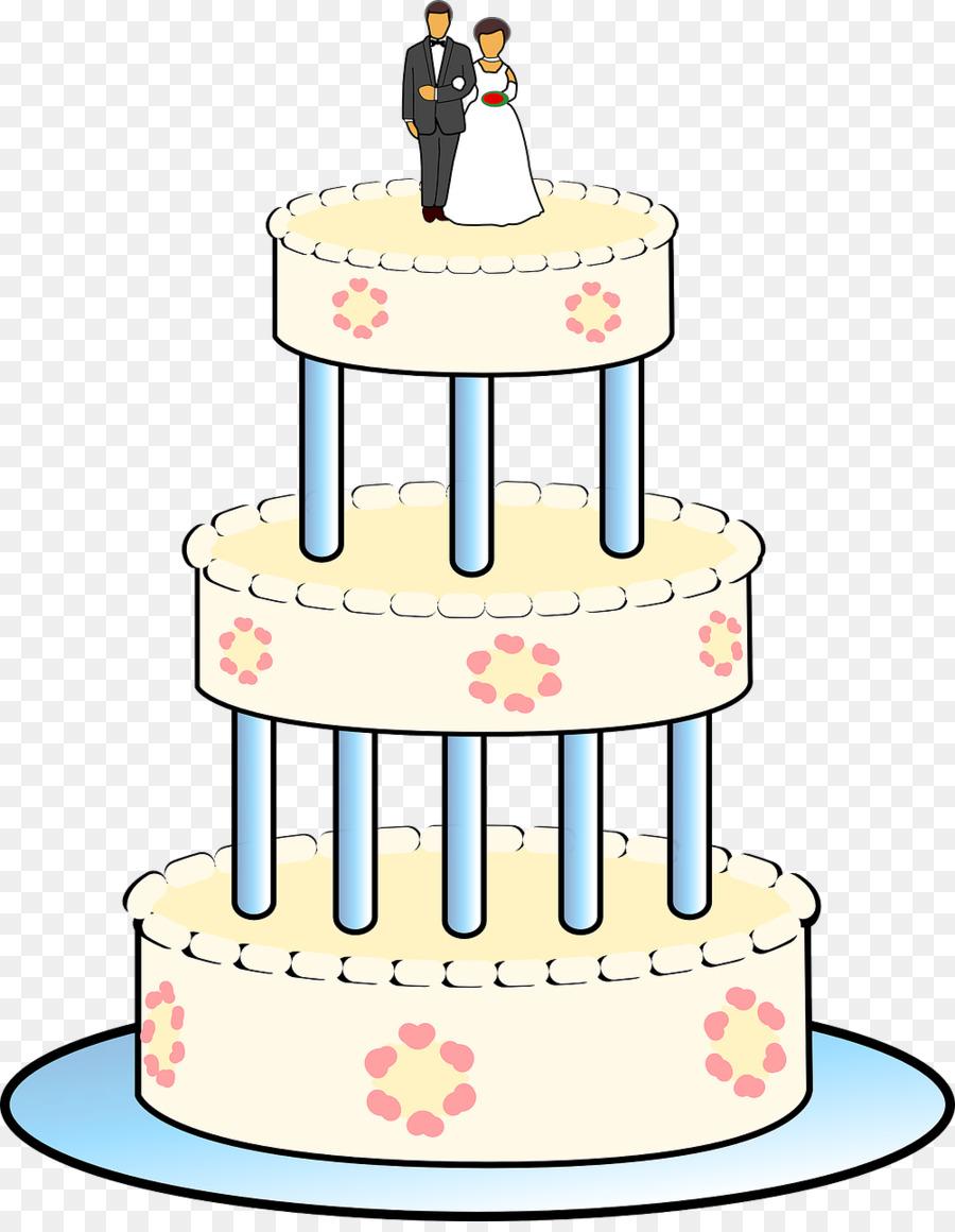 Hochzeitstorte Hochzeit Einladung Geburtstag Torte Clipart