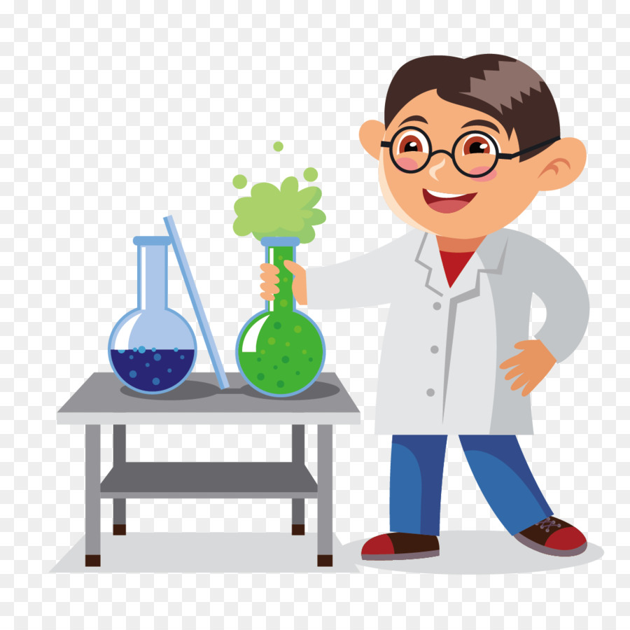 cartoon chemistry classroom illustration vector Welcome aboard Clip Art free clipart images welcome back to work