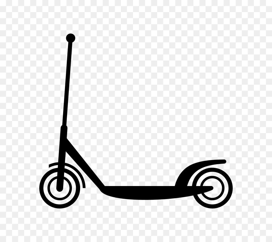 razor electric scooter clip art