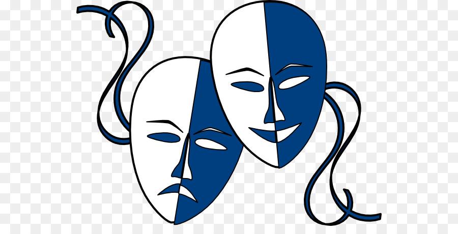 mask theatre drama clip art theatre cliparts png download 600 rh kisspng com drama logo clip art drama clip art images