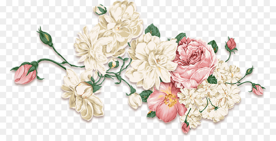 Flower Wall decal Clip art - peony  sc 1 st  PNG Download & Flower Wall decal Clip art - peony png download - 845*448 - Free ...