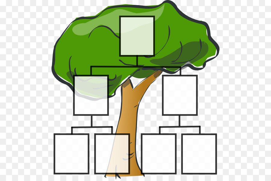 Family Tree Genealogy Clip Art Animated Family Clipart Png