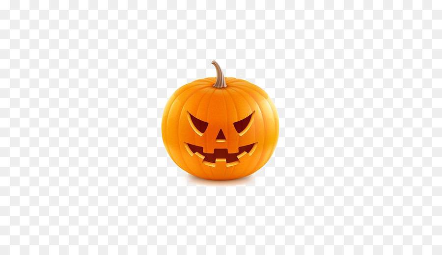 Jack-o-linterna de Calabaza de Halloween Ilustración - Creativo de ...
