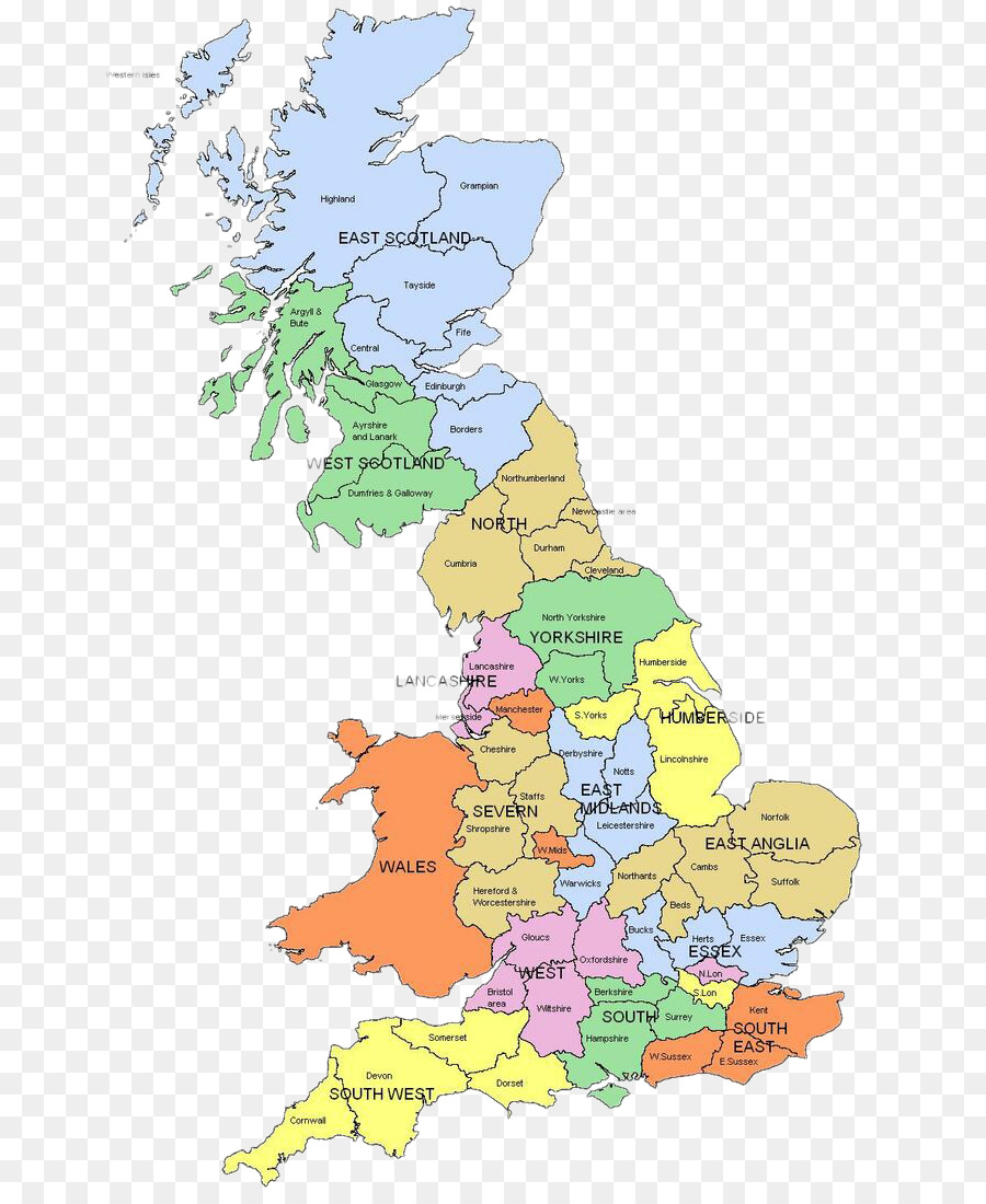 Map Of Counties England.Border Cartoon Png Download 736 1100 Free Transparent Wales Png