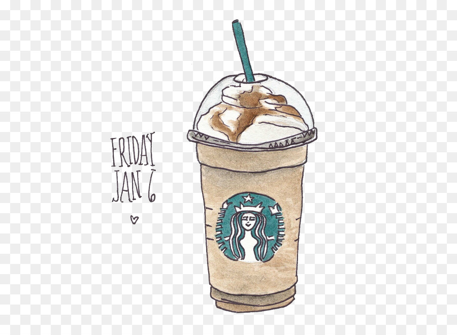 Iced coffee Starbucks Hot chocolate Clip art - Starbucks ...