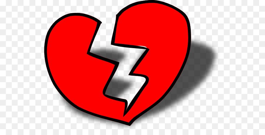 Broken Heart Clip Art Heartbreak Cliparts Png Download 600449