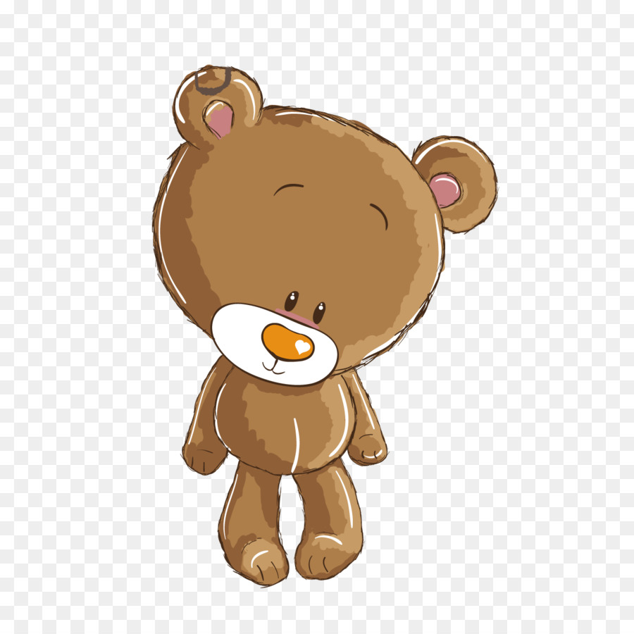 A teddy bear is a soft toy in the form of a bear Developed apparently simultaneously by toymakers Morris Michtom in the US and Richard Steiff in Germany in the