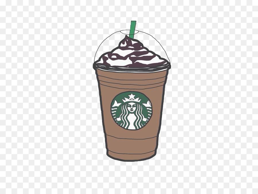Coffee Latte Starbucks Frappuccino Clip Art