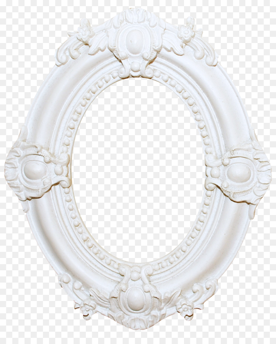 White Oval - Beautiful white frame png download - 1881*2331 - Free ...