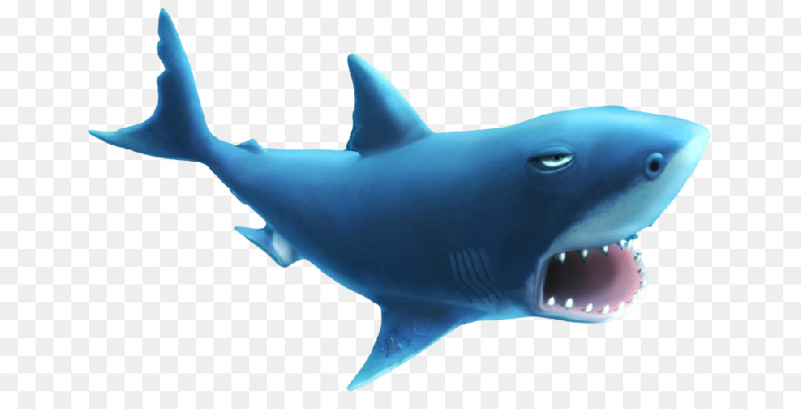 Great White Shark Background png download - 709*450 - Free