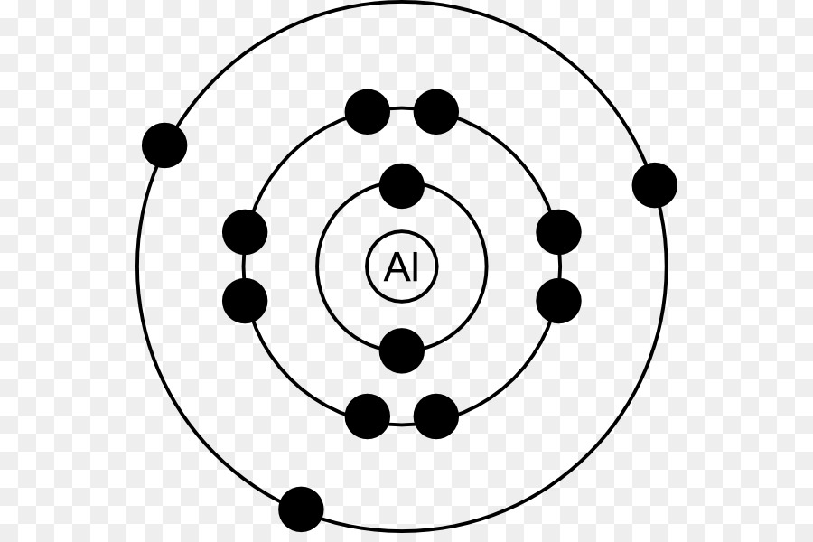 how to draw a bohr rutherford diagram for aluminum