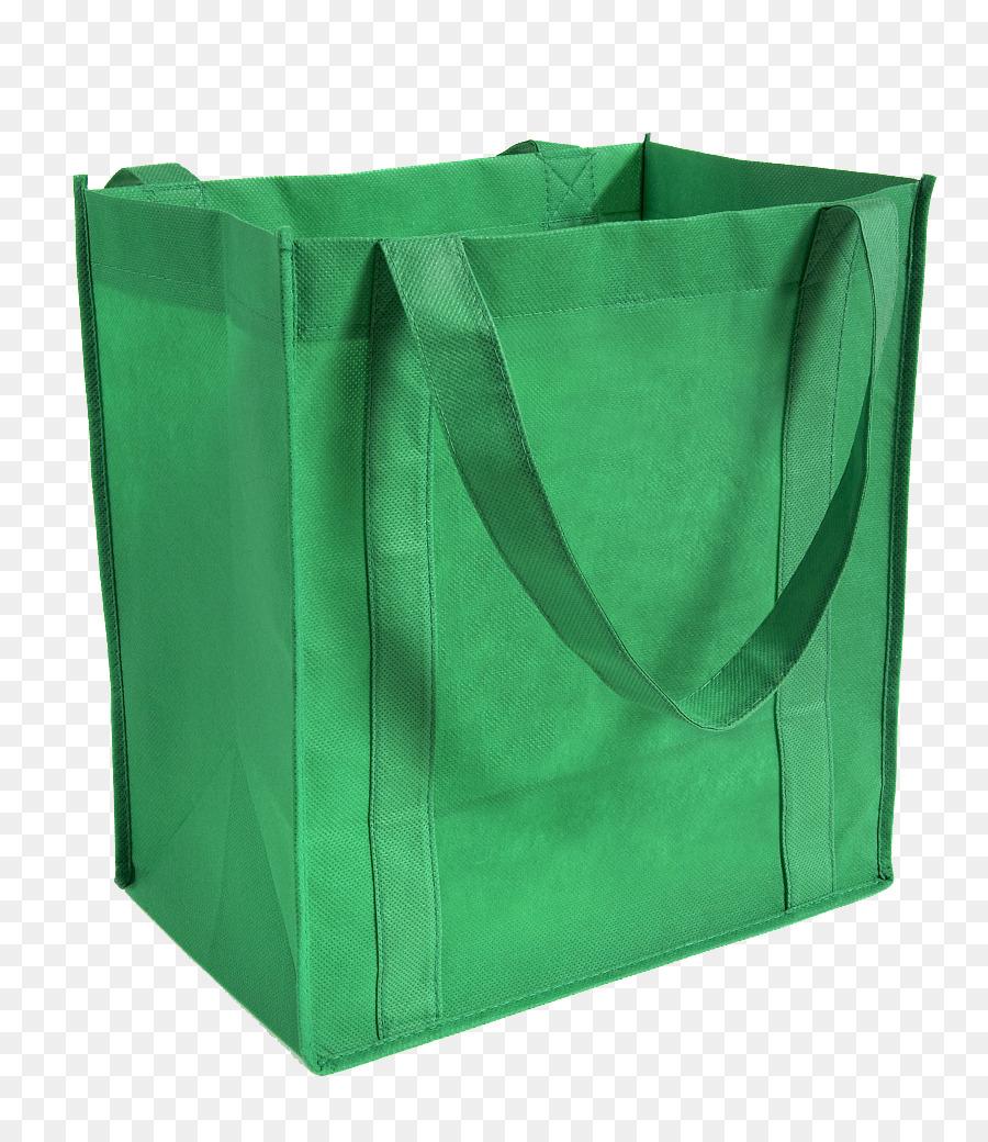 6e6c16cd76 Tote bag Reusable shopping bag Canvas - Green canvas shopping bag ...