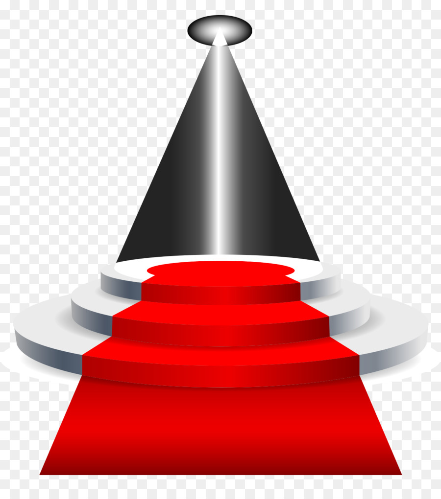 light carpet red stage vector lecture podium red carpet lights png