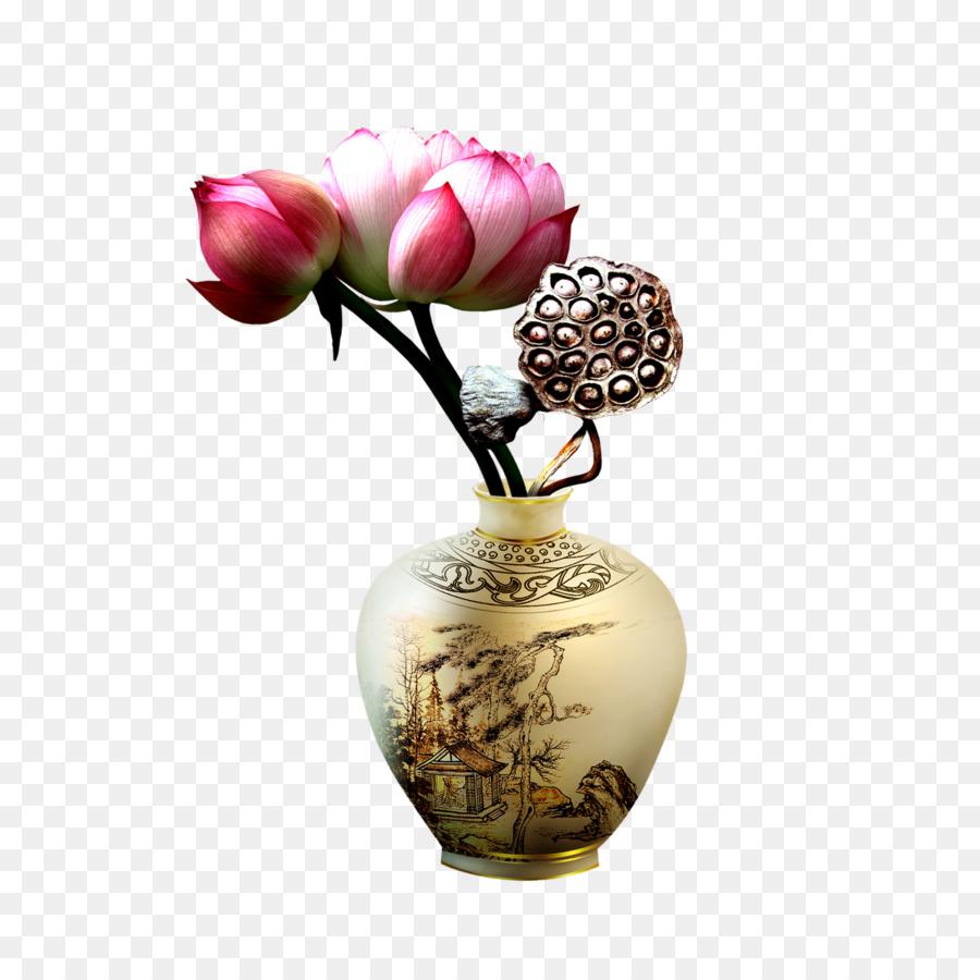 Vase Porcelain Poster Vase Png Download 18001800 Free