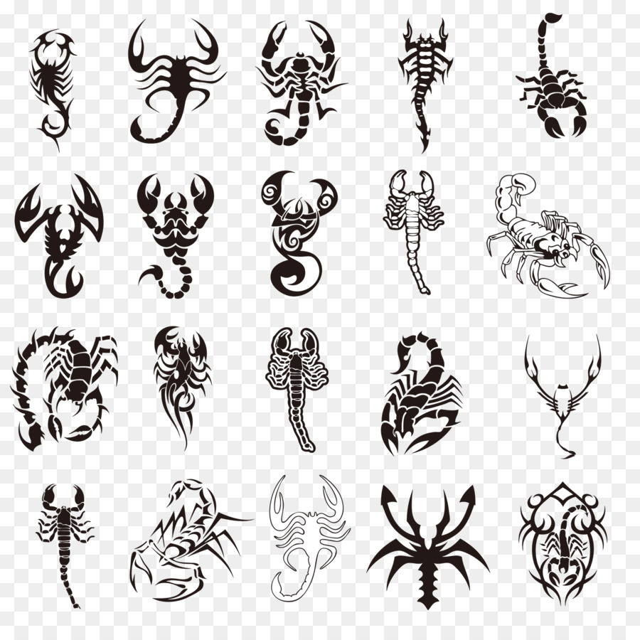 Scorpion Tattoo Zodiac Astrological Sign All Kinds Of Scorpions