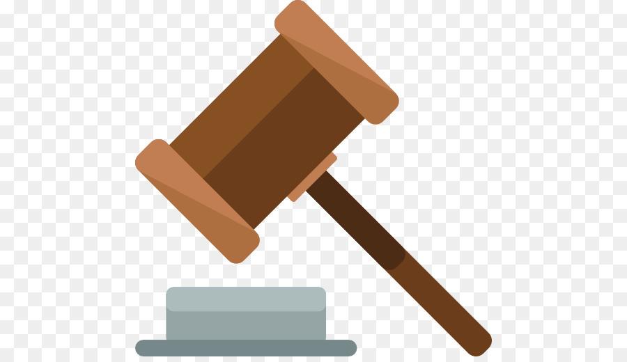 hammer cartoon law - hammer png download - 512 512