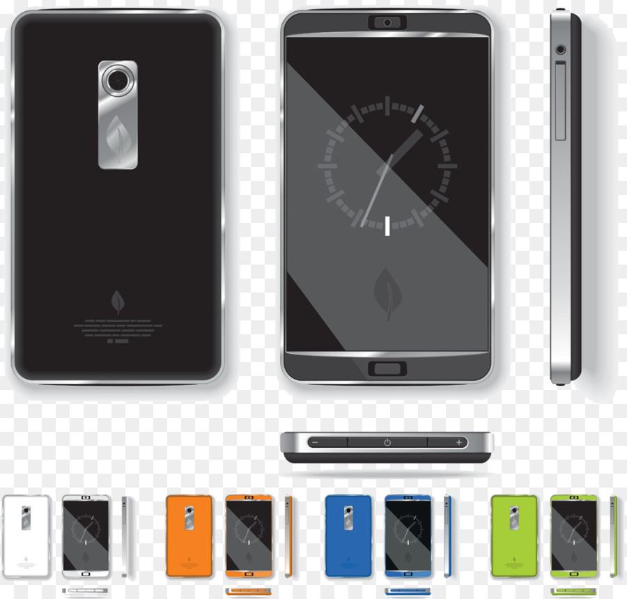 Smartphone Euclidean vector Touchscreen - smartphone png download