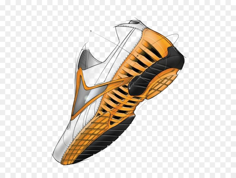 Industrial Design Sketches Shoes With Shoe Footwear Sneakers Sketch Running Shoes Is About Shoe Footwear Sneakers Industrial Design Drawing Cleat Nike Designer Sketchbook Walking Png Download 524678