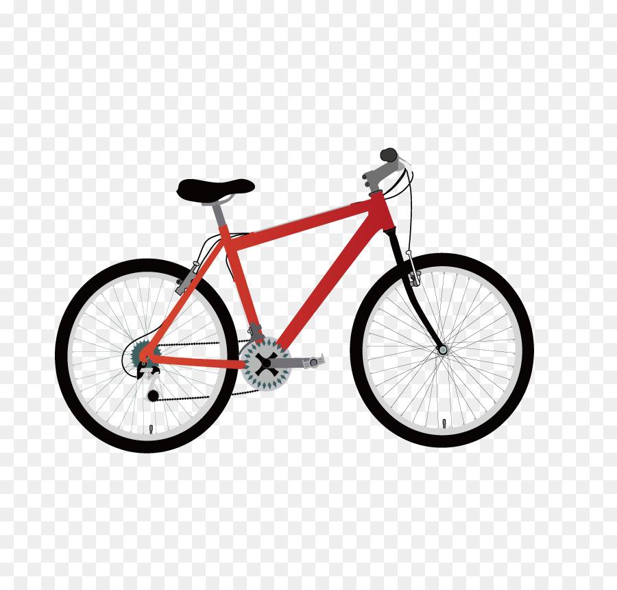 Cuadro de la bicicleta de Montaña bicicleta de Cambio de engranajes ...