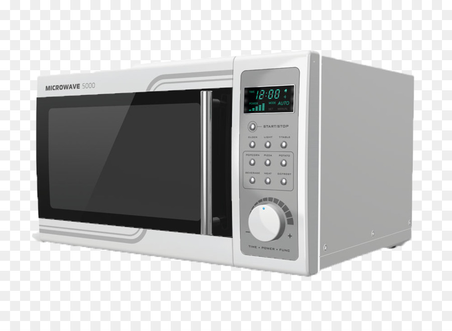 Microwave Oven Kitchen Washing Machine Home Appliance   White Microwave