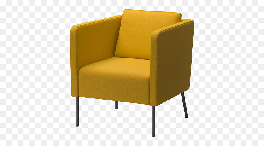 Yellow Ikea Chairs