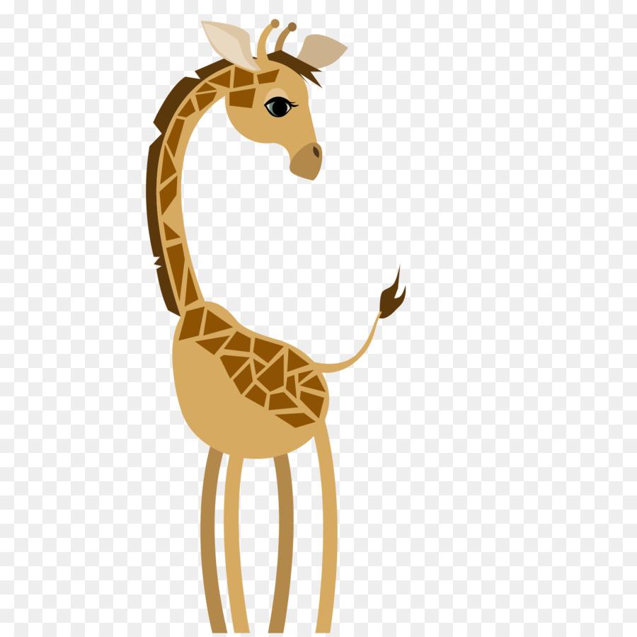 Cute Giraffe Vector Png Download 1501 1501 Free Transparent