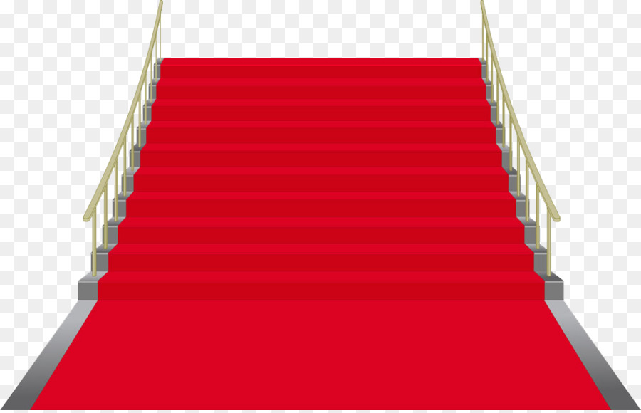 Stairs Stair Carpet Clip Art Stairs Covered With Red