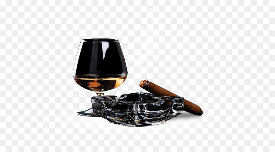 Whisky Cognac Cigar Wallpaper