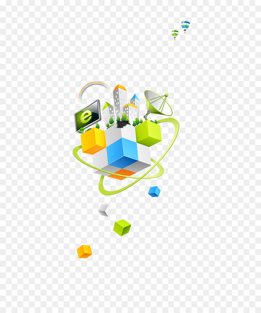 internet web design poster wallpaper - cube creative science and