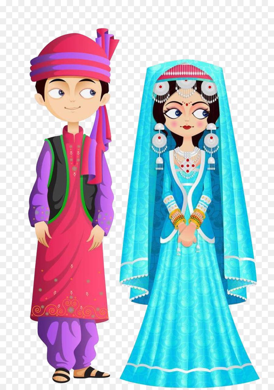 Kashmir Bride Stock photography Wedding Clip art - Brunei ...