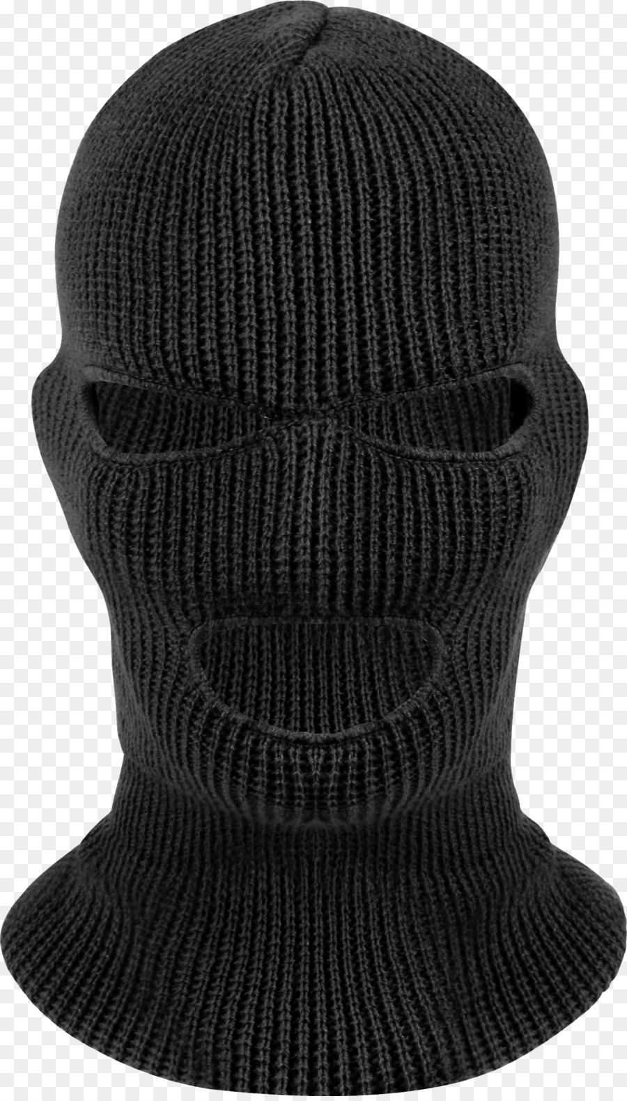 Balaclava Mask Knit cap - Brown mask png download - 1599*2794 - Free ...