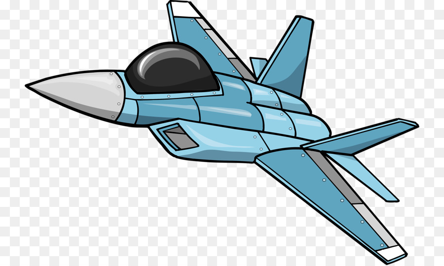 airplane jet aircraft fighter aircraft clip art cartoon airplane rh kisspng com jet clip art black and white jet plane clip art