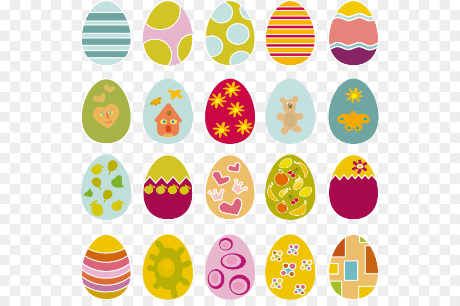 easter egg templates to download