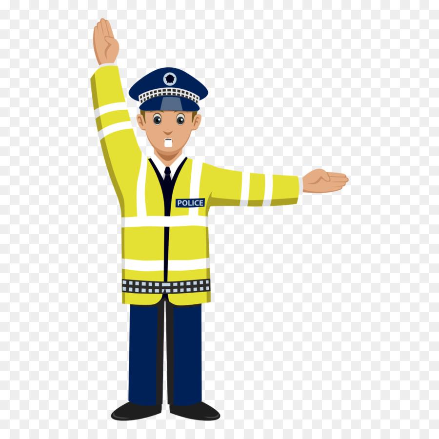 Traffic Police Police Officer Clip Art