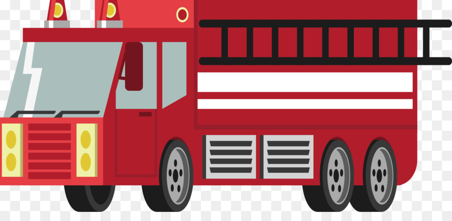 Fire engine Conflagration Car Icon - Fire fire truck png ...