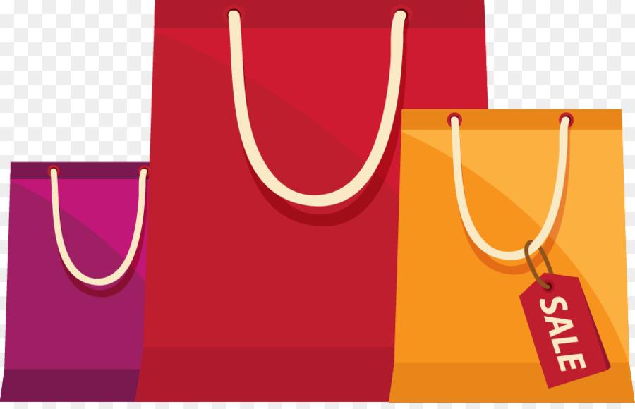 shopping bag cartoon fashion shopping bags png download