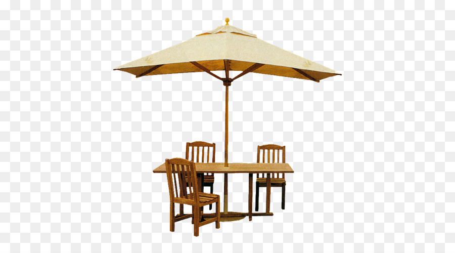 Table Chair Umbrella