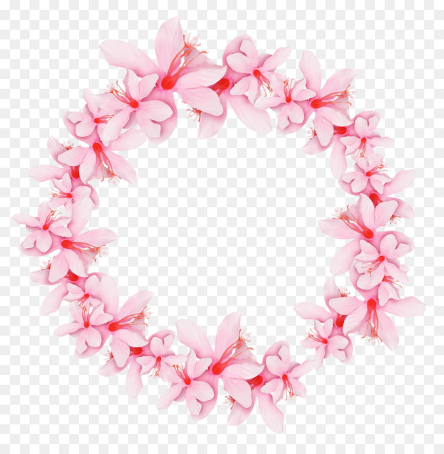 Wreath pink garland crown pink flower garland png download 1011 wreath pink garland crown pink flower garland mightylinksfo