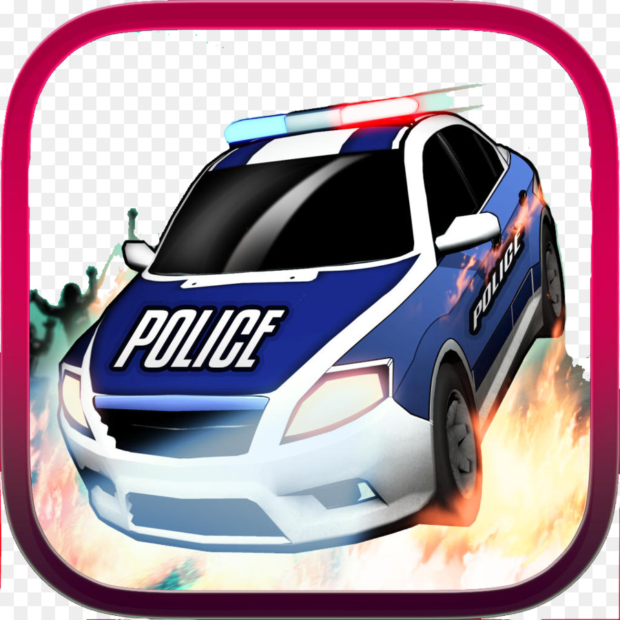 Police Car Cartoon Police Car Png Download 10241024 Free