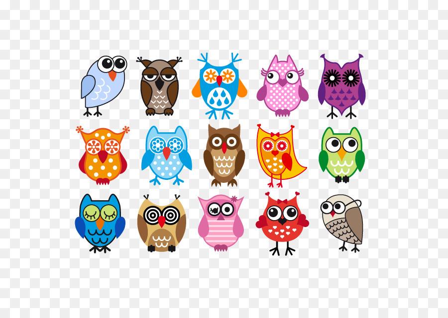 scrapbooking paper clip art vector cute owl png download 626 626