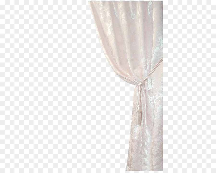 Curtain Window Simple White Curtains Png Download 470