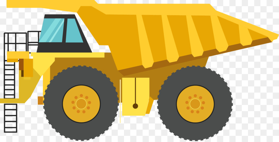 caterpillar inc heavy equipment bulldozer vector flat truck png
