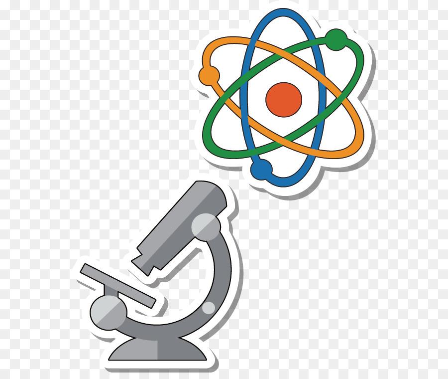Euclidean vector atom chemical element icon molecular structure euclidean vector atom chemical element icon molecular structure under the microscope ccuart Images
