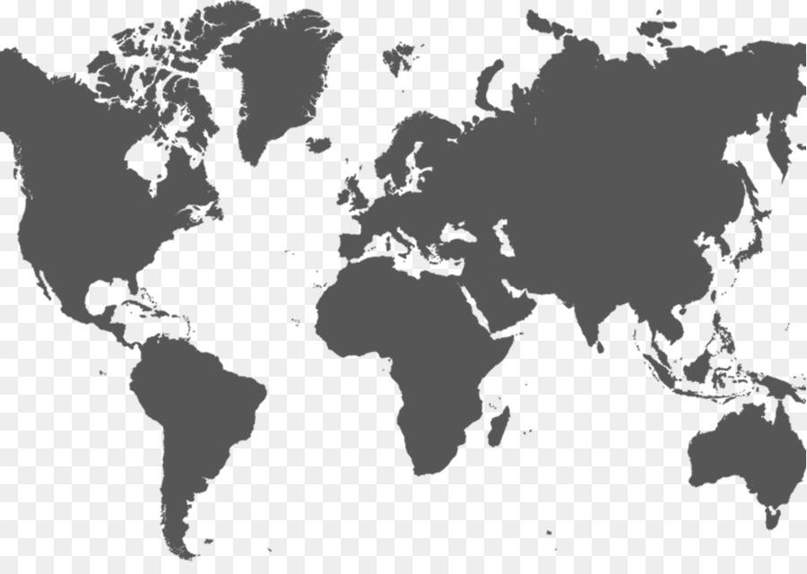 World map globe printing world map silhouette png download 1575 world map globe printing world map silhouette gumiabroncs Images