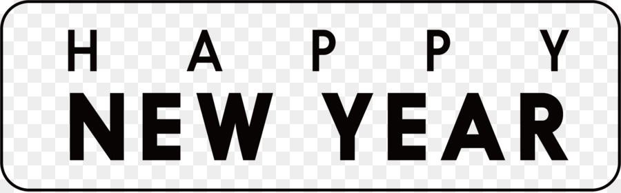 New Years Day New Years Eve Party Wish - Happy New Year word vector ...