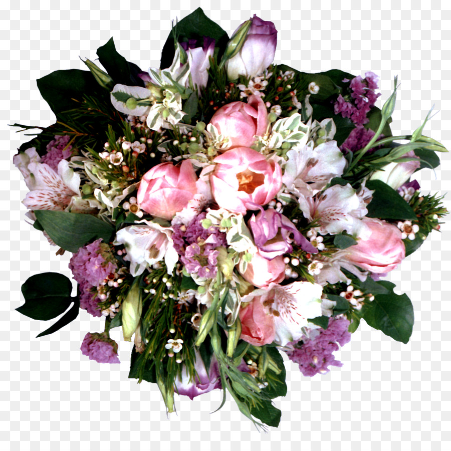 Birthday Cake Flower Bouquet Bouquet Png Download 11811160