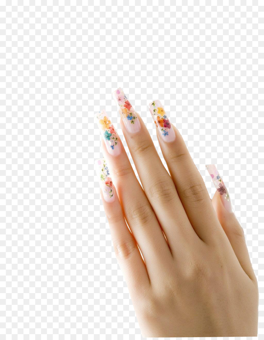 Nail Art Manicure Make Up Nail Pictures Png Download 9971276