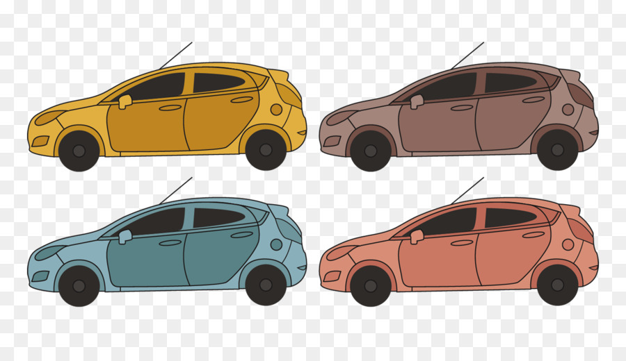 контур автомобиля peugeot в векторе